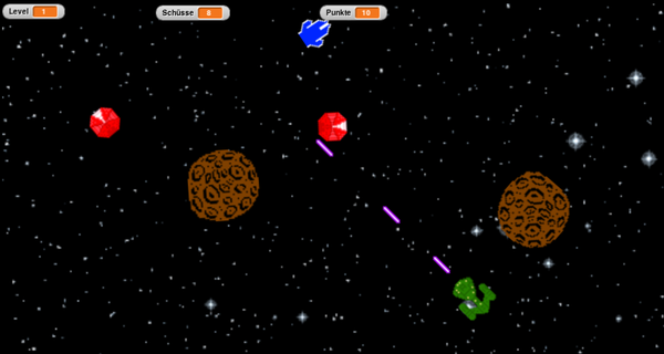 Screenshot 'Star Waste'